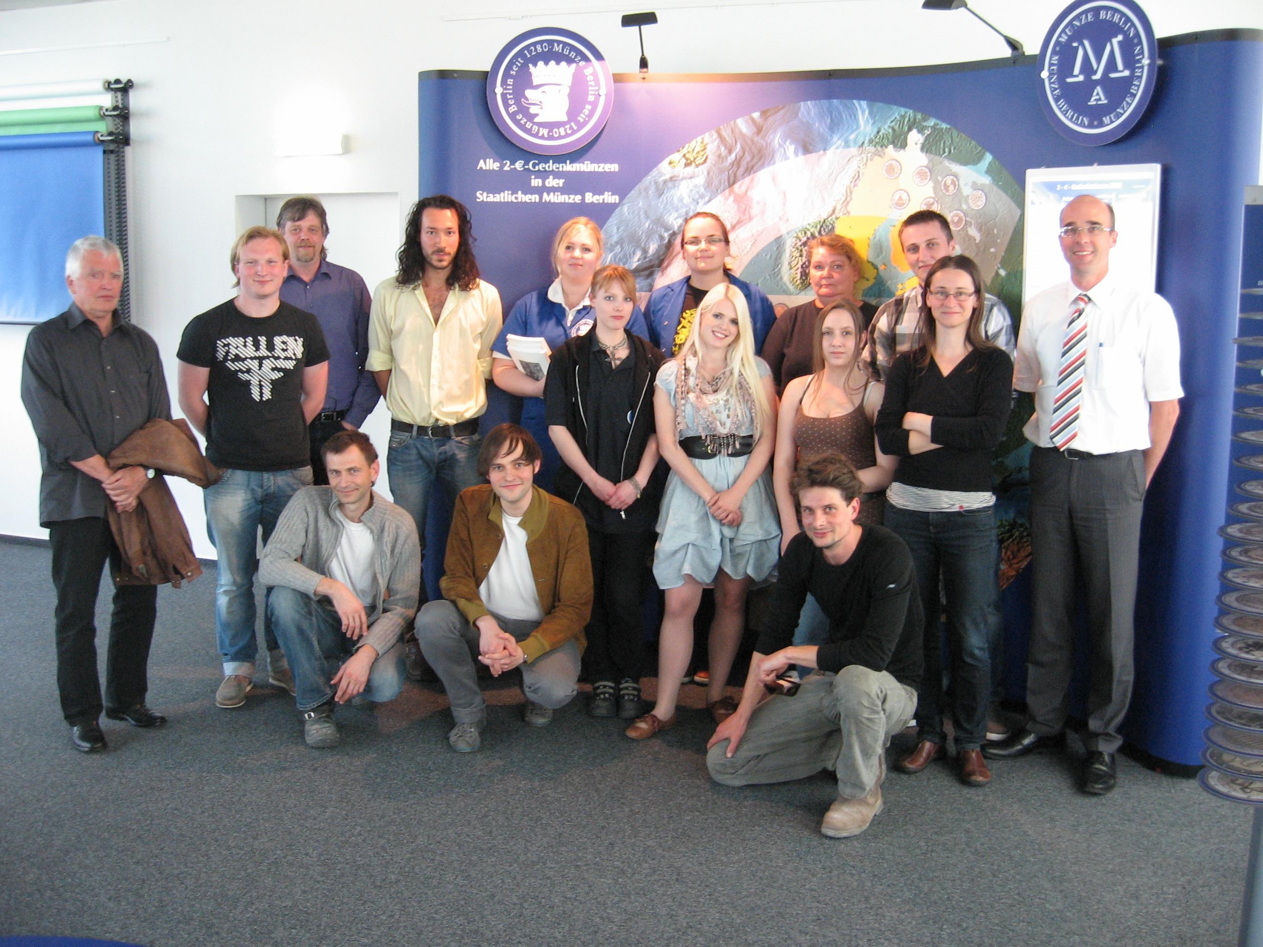 Deutsche Gesellschaft Für Medaillenkunst Ev Workshop